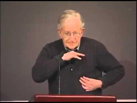 Noam Chomsky  Israel  An Apartheid State