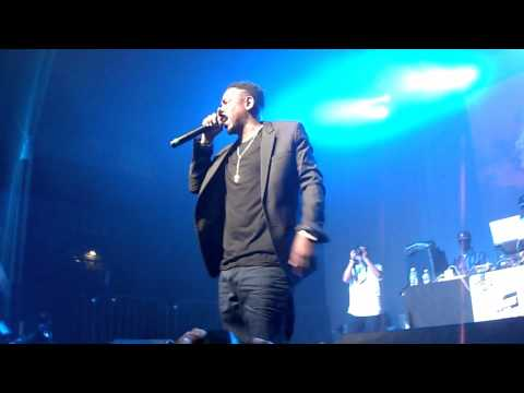 Kendrick Lamar - A.D.H.D/Tammy's Song/Alien Girl Live The Music Box Los Angeles, CA 8/19/11