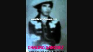Chalino Sanchez Canta Con Los 4 De La Frontera
