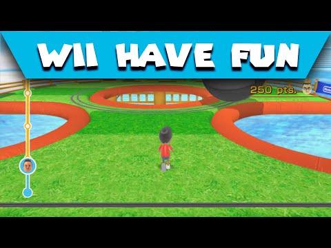 Wii Have Fun #318: Wii Fit U (Game 4 part 2)