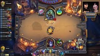 worst rng in hearthstone ever