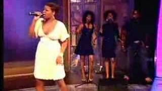 Fantasia - When I See U  *LIVE* (6.1.07)