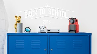 BEST TECH FOR STUDENT COLLEGE DORM | 2018