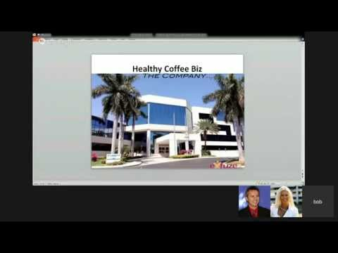 The Wellness Revolution Healthy Coffee Biz Hangout