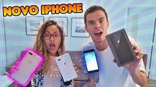 COMPRAMOS O  NOVO IPHONE EM ORLANDO! - KIDS FUN thumbnail