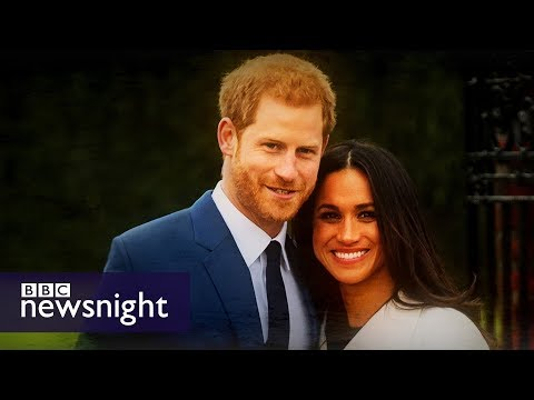 Is the royal engagement a significant moment for people of mixed-race heritage? - BBC Newsnight