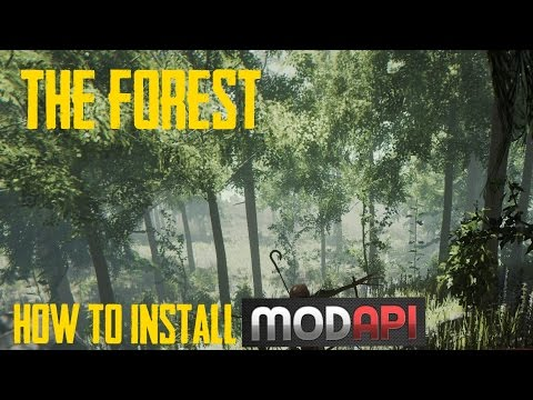 How to Install The Forest Mods/Cheats