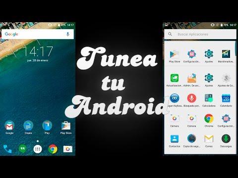 Tunea tu Android #3: Android Marshmallow