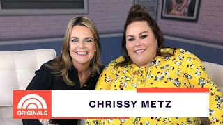 'This Is Us' Star Chrissy Metz Shares Her Red Carpet Experiences | Today