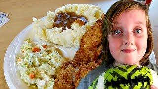 KFC football and why Netflix rules - BranlandAdventures