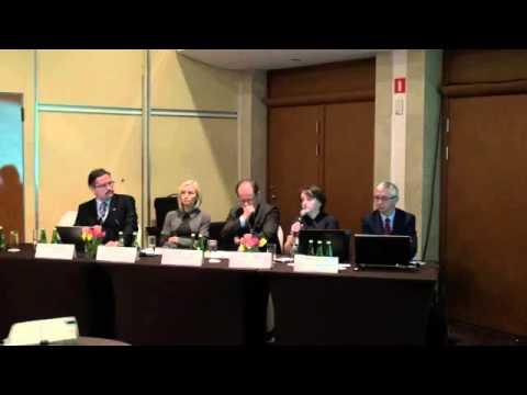 Konferencja BGK dla JST - 10 kwietnia 2014 r. - cz. 7 (Wypowiedź Anny Kozieł z Banku Światowego)