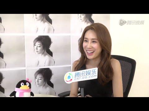 [ENGSUB] 2014.08.19 QQ - Zhang Liyin
