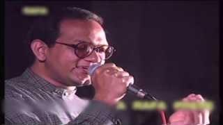 Kilukkam 97 Stage Show | Song:Aadyamai Kandanaal | Pradeep Somasundaram,Sangeetha