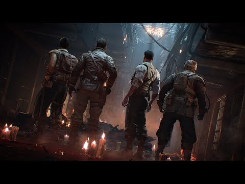 Official Call of Duty ®: Black Ops 4 Zombies — Blood of the Dead Teaser Trailer