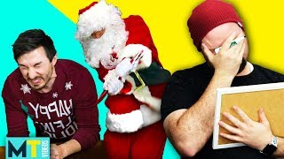 Can YOU Answer These 10 Difficult CHRISTMAS Questions? - Christmas Trivia Game!