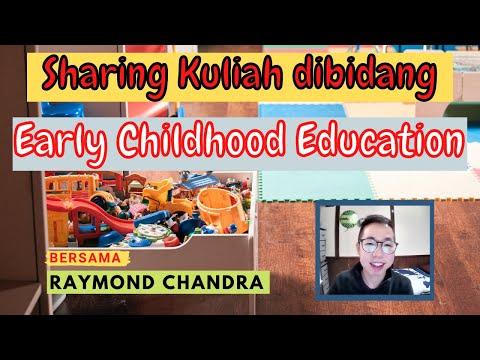 Migrasi - Sharing Kuliah dibidang Early Childhood Education