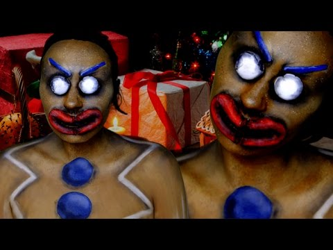 Gingerbread Man Makeup Tutorial Youtube