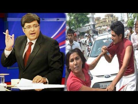 The Newshour Debate: Meerut braveheart speaks for India - Full Debate (22nd August 2014)