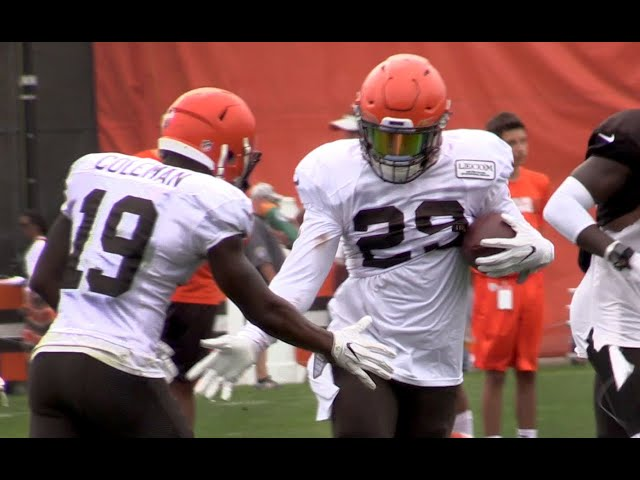 1838f98b04c3 Duke Johnson lobbies Hue Jackson to play wide receiver as he embraces his  hybrid role with Browns - cleveland.com