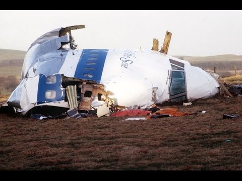 Lockerbie: Terror at 31,000ft