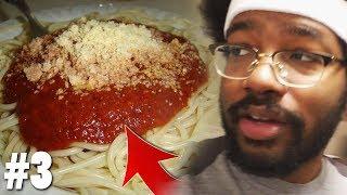 You Ever Seen Someone Ruin Spaghetti? Lol same | Cooking with AfroSenju (Episode 3: Spaghetti)