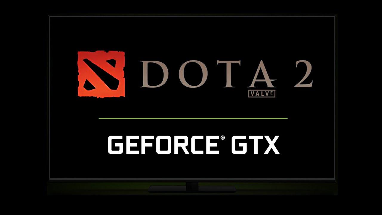 Как записать видео в Dota 2 используя GeForce Experience Share.