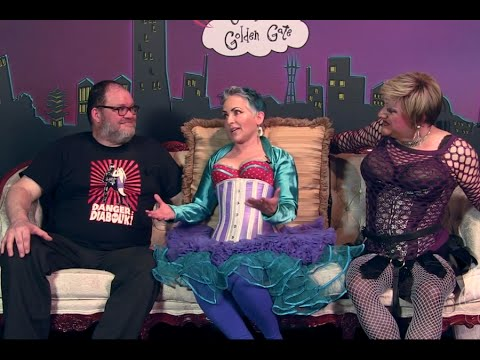 Jane Wiedlin on the Go-Go's and Music, Then & Now, on Under the Golden Gate from Kink.com Pt1