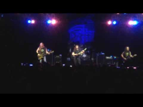 Death DTA   Live at Best Buy Theater, New York , Nov 30, 2014 PIT