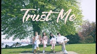 [Channel II] K.A.R.D - Trust Me Dance Cover|Vancouver Kpop|Stanley Park
