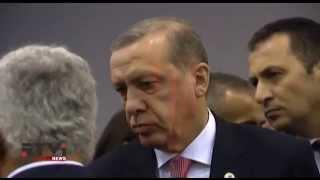 Путин и Эрдоган обменялись резкими заявлениями