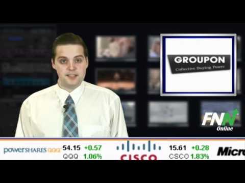 Groupon Amends IPO Filing, Adds JP Morgan as Underwriter