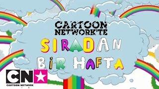 Cartoon Network'te Sıradan Bir Hafta   1. Bölüm   Cartoon Network Türkiye