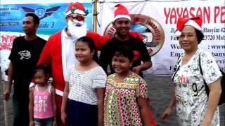 Pelepasliaran Tukik Memperingati Hari Natal