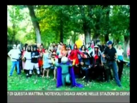 """Cuore di cartone"" & Parcosplay 2010"