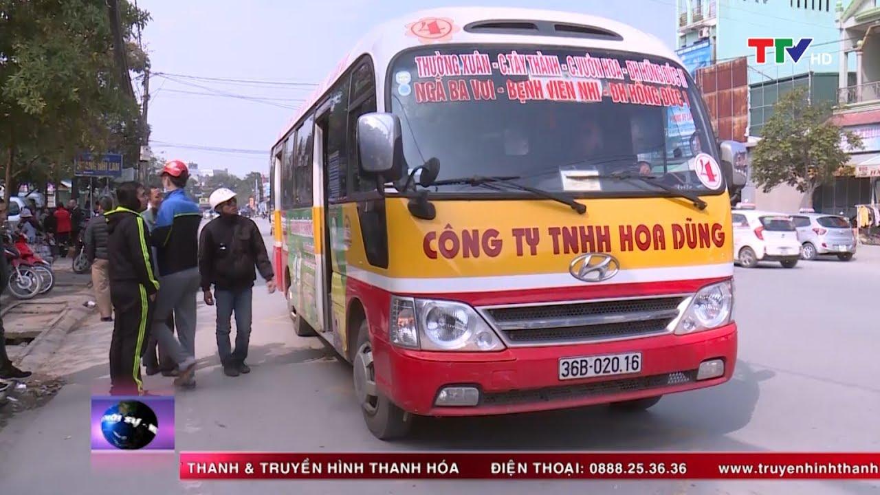 (TTV) Tăng cường vận tải xe buýt phục vụ Tết Nguyên đán