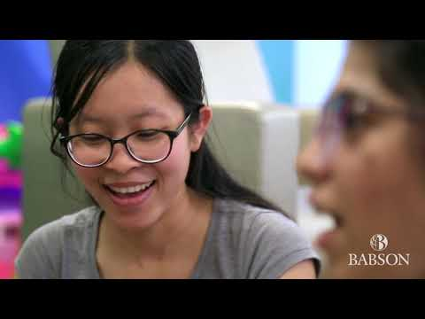 Babson Summer Study for High School Students