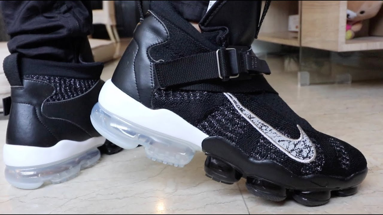 watch f59e9 8baf4 THIS IS THE BEST VAPORMAX EVER (Nike Vapormax Premier Flyknit Review ...