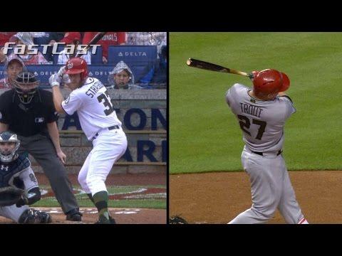 5/27/17 MLB.com FastCast: Strasburg, Trout drop jaws