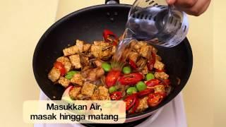 Dapur Umami - Orek Tempe Teri