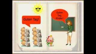 Мультимедийный учебник немецкого языка.