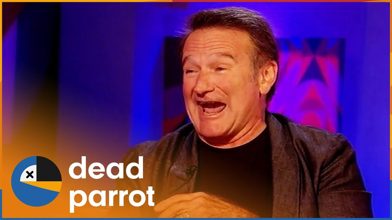 Download Robin Williams On Drugs, P*rn & Koko The Gorilla | Friday Night With Jonathan Ross | Dead Parrot