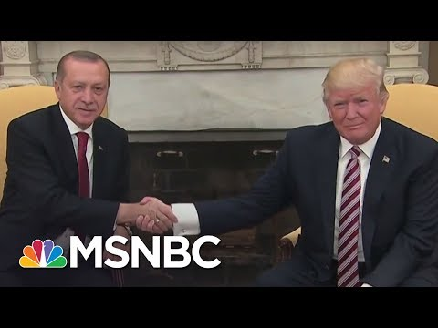 Special Report: Robert Mueller Eyes Michael Flynn's Turkey Links | The Beat With Ari Melber | MSNBC