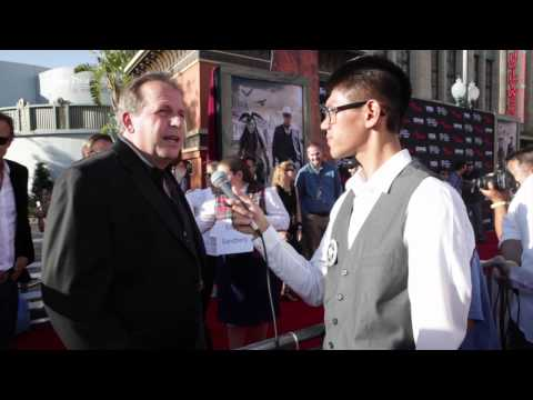 "Terry Rossio - Disney's ""The Lone Ranger"" World Premiere"