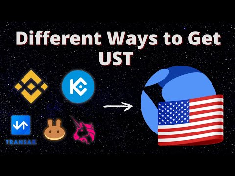 How to Buy UST   Different Ways of Converting Fiat or Other Cryptocurrencies Into TerraUSD