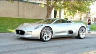 Jay Leno Reviews the Jaguar C-X75