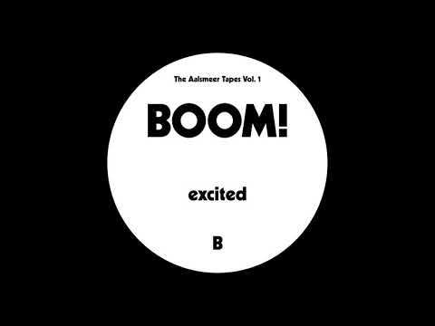 Boom! - Excited [BOOM001]