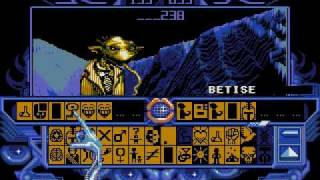 Captain Blood (Atari ST) Intro et début du jeu