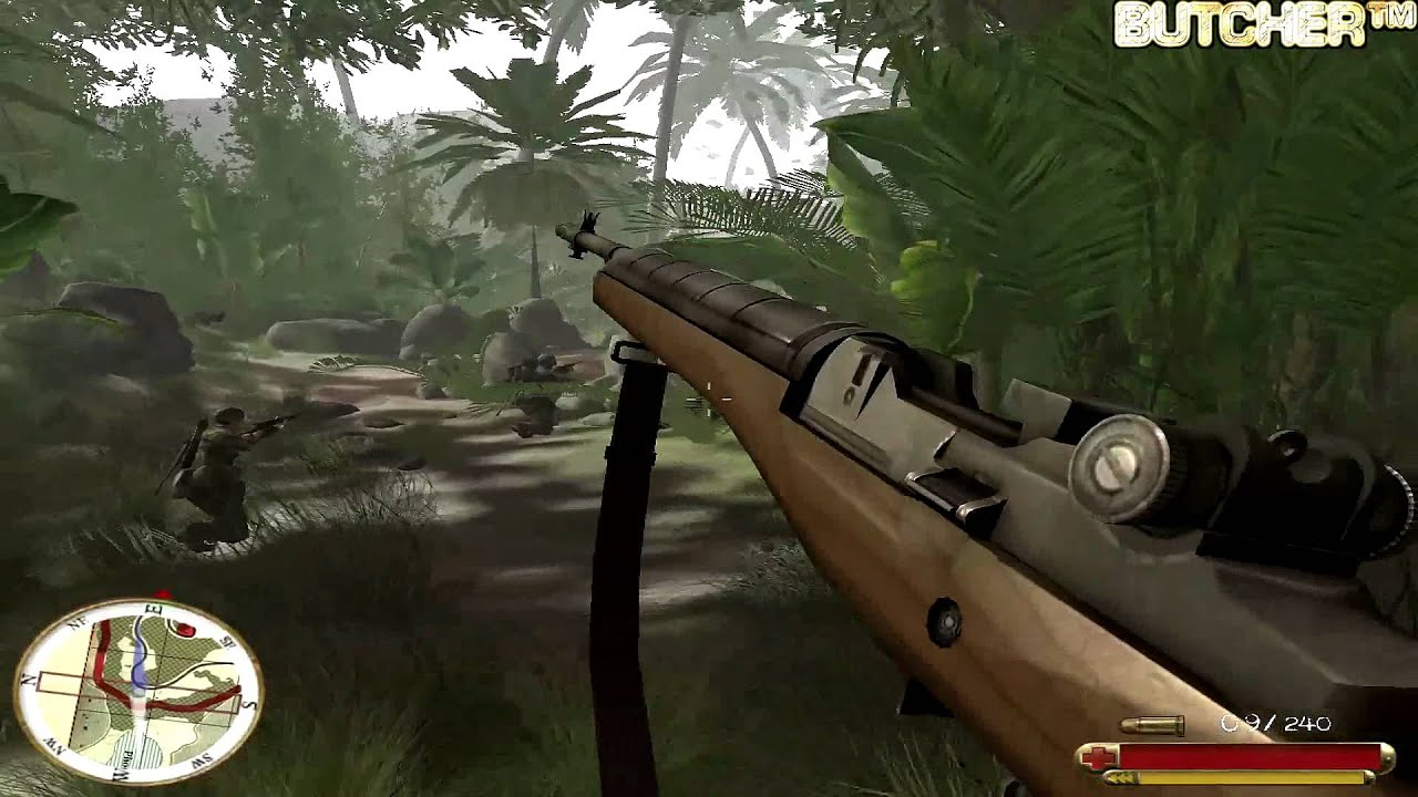 The Hell in Vietnam (free version) download for PC