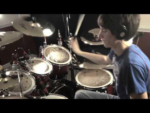 Becoming The Bull - Drum Cover - Atreyu