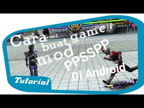 Cara Mendownload Game Psp Ke Android